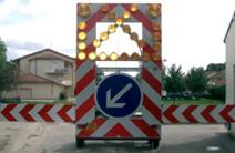 Fabricant de remorque lumineuse FLR Français